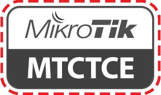 مدرک مهندسی کنترل ترافیک میکروتیک MTCTCE